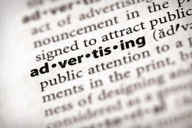 Advertising copywriter and ad copywriting – including advertorial writing